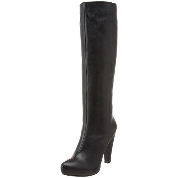 image of wholesale closeout black womens tall boots