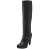 image of liquidation wholesale black womens tall boots