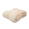 image of liquidation wholesale blanket taupe