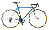 salvage new and return wholesale blue bike