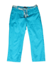 image of liquidation wholesale blue capri pants