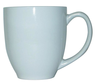 image of wholesale blue coffee mug