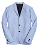 image of liquidation wholesale blue mens blazer