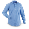 image of wholesale blue mens dress shirts