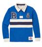 wholesale liquidation blue polo shirt