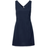 image of wholesale closeout blue short dress