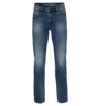 image of wholesale blue straight jeans