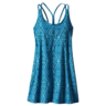 image of wholesale blue womens dress