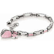 salvage new and return wholesale breast cancer bracelet