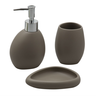 image of wholesale closeout brown bath