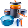 image of wholesale camp fire cook set