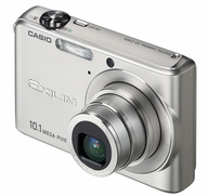 wholesale discount casio silver camera