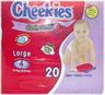 image of liquidation wholesale cheekies diapers
