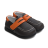 image of wholesale children brown orange shoes