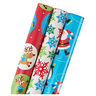 image of liquidation wholesale christmas gift wrapping