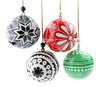 wholesale liquidation christmas tree ornaments