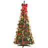 wholesale liquidation christmas trees decorated