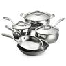 image of wholesale chrome pots and pans