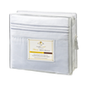 image of wholesale closeout clara clark bed sheet set