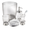 image of wholesale closeout clear bathroom accessories