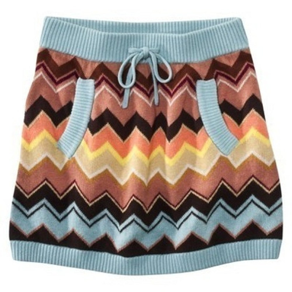 image of wholesale colorful skirt