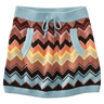 image of wholesale closeout colorful skirt