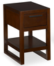 image of liquidation wholesale copper end table