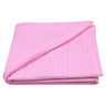 image of wholesale closeout cotton velvet pink blanket