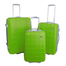 image of wholesale cubis green luggage