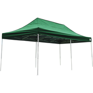 closeout wholesale dark green large canopy