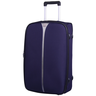 image of wholesale dark purple suitcase