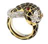 image of wholesale closeout david webb snake ring
