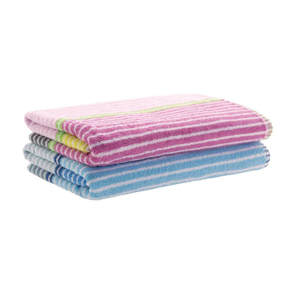 image of liquidation wholesale dg olsson bath towel stack