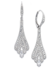 image of liquidation wholesale diamond earrings