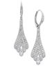 image of wholesale closeout diamond earrings