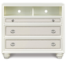 image of wholesale diamond white chest