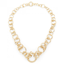 image of liquidation wholesale dimodolo circolo necklace