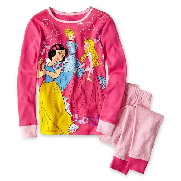 image of wholesale disney princess pajamas