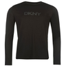 wholesale dkny_ls_logo_t_shirt