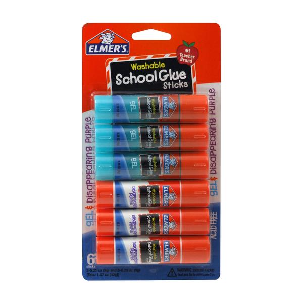 image of wholesale closeout elmers gluesticks