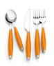 image of liquidation wholesale fiesta silverware set