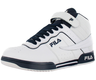 salvage new and return wholesale fila white sneakers