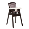 image of wholesale closeout first decor wooden high chair
