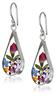 wholesale flower earrings