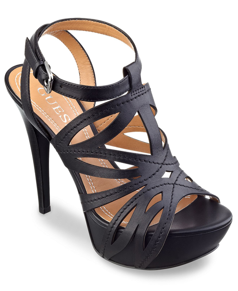 image of wholesale g by guess oliane platform heels