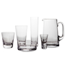 image of wholesale closeout glassware servings