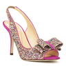 image of wholesale closeout glitter heel