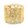 image of liquidation wholesale gold cuff