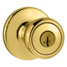 image of wholesale closeout gold door knob