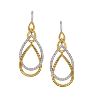 wholesale closeout gold silver earrings